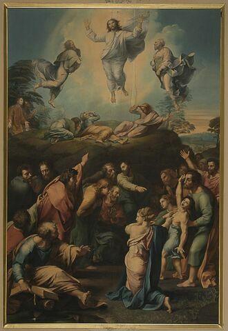 La Transfiguration, copie d'après Raphaël