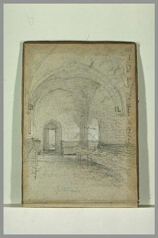 Intérieur à Bethléem