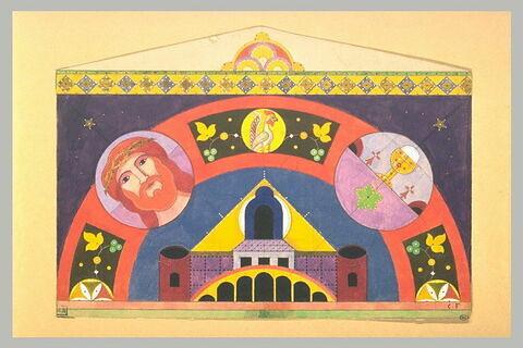 La chapelle au Christ couronné d'épines