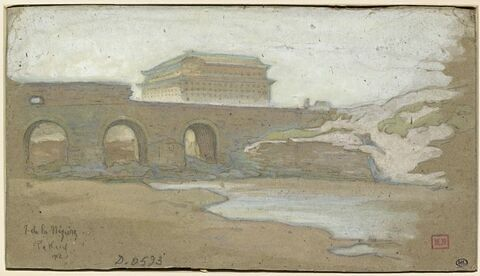 Pont à Pékin