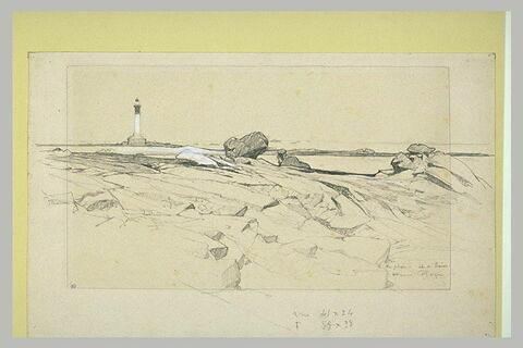 Le phare de l'île de Sein