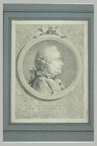Portrait de Joseph Vernet