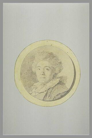 Portrait de la femme du peintre, née Marie-Anne Gérard