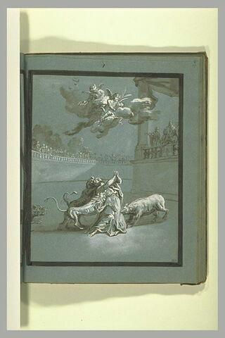 Martyre de saint Ignace