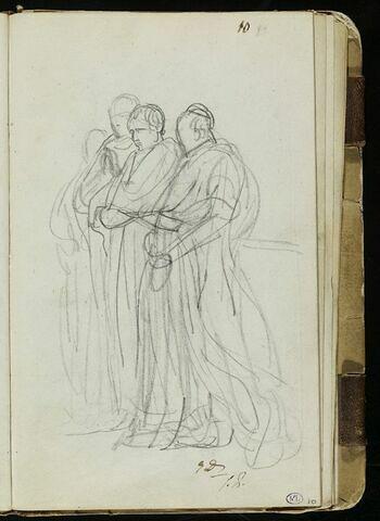 Recherche pour le groupe du cardinal Caprara et du cardinal Braschi
