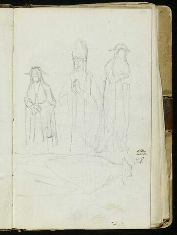 Cardinaux et évêques