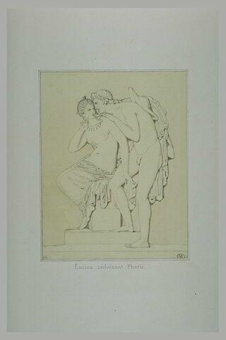 Lucius séduisant Photis