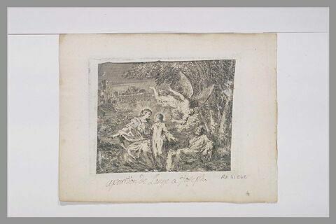 L'Apparition de l'ange à Joseph