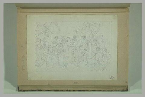 'Achille et Briséis'