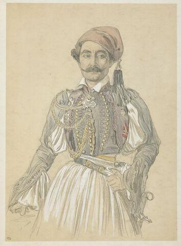 Le Général Gardikioti Grivas