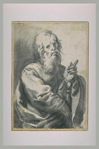 Un apôtre ou un saint (?)