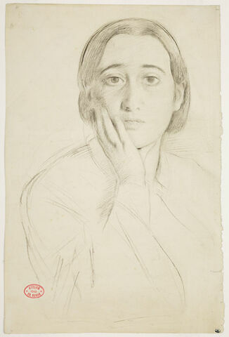 Portrait de Thérèse Degas-Morbilli