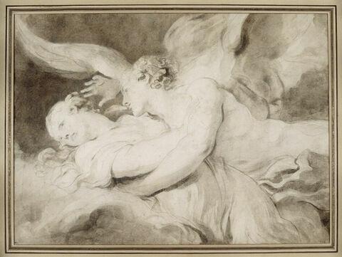 Psyché et l'Amour ou Borée et Orithye
