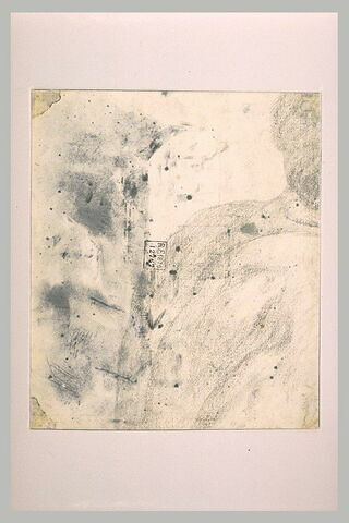 Fragment d'une figure (?)