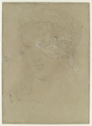 Figure de femme ; Andromaque et Astyanax