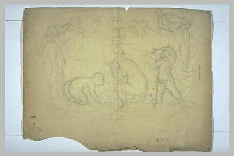 Vénus au bain ou la naissance de Vénus