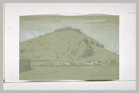 Argos et la colline de Larissa