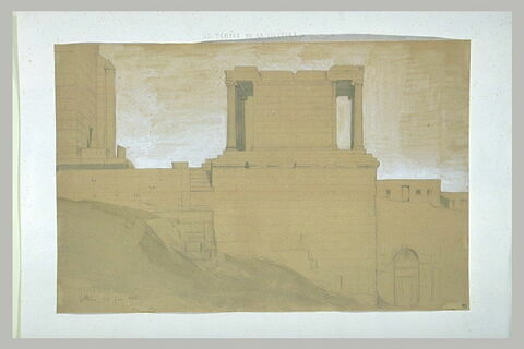 Athènes, temple d'Athéna Nikè