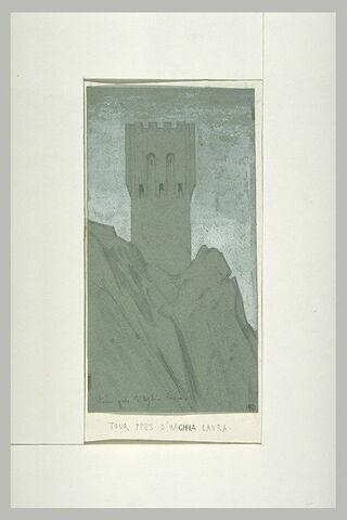 Mont Athos, tour près de la grande Lavra
