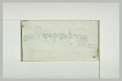 Mont Athos, le monastère d'Iviron