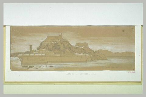 Corfou, la vieille citadelle