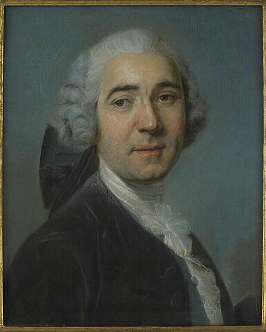 Portrait de Carlo Antonio Bertinazi dit Carlin (1710-1783).