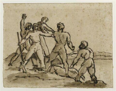 Assassinat de Fualdès le 19 mars 1817 : translation du cadavre