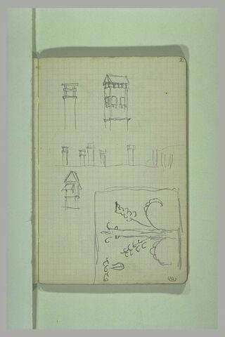 Eléments d'architecture et de décor