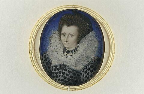 Portrait d'une femme âgée de vingt-six ans