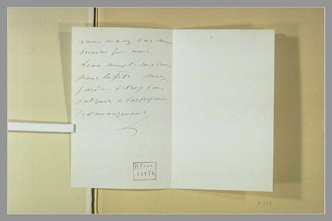 9 juillet (1880), Bellevue, à Isabelle Lemonnier
