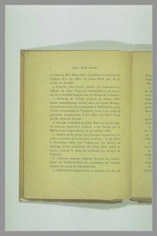 Page 6 du Chat Noir - Guide
