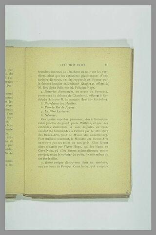 Page 11 du Chat Noir - Guide