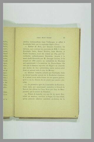 Page 23 du Chat Noir - Guide
