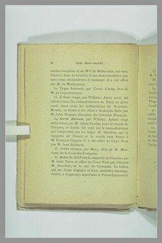 Page 32 du Chat Noir - Guide