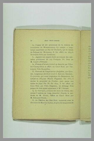 Page 50 du Chat Noir - Guide