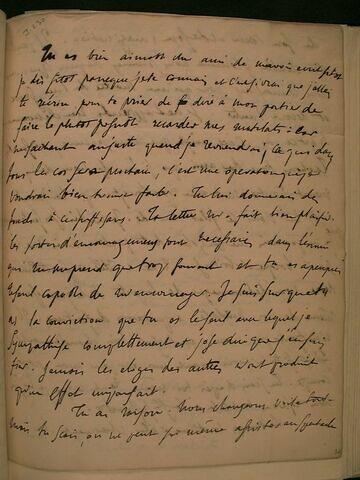 (5 novembre 1828), (Tours), à J.B. Pierret