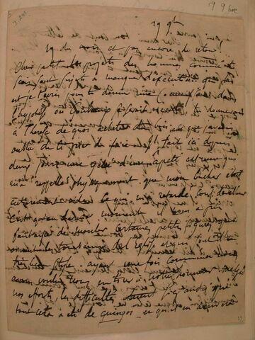 19 novembre (1829), sans lieu, à J.B. Pierret