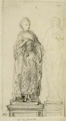 La marquise du Châtelet