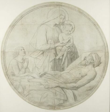 Salus infirmorum. La Vierge consolatrice des malades