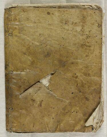 Chiffres divers dans la partie supérieure, et deux fois signature et paraphes