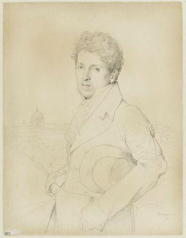 Portrait de Charles Marcotte d'Argenteuil