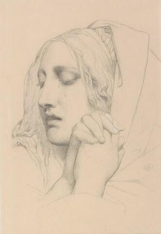 Sainte Femme éplorée