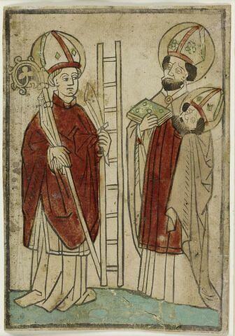 Saint Emmeran et Saint Denis
