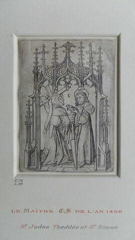 Saint Judas Thaddée et saint Simon