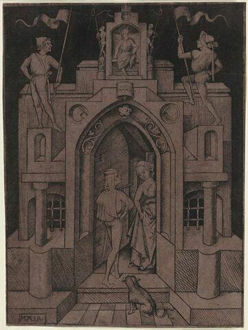 La maison gothique
