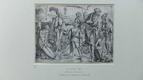 L'Histoire du roi mort et de ses trois fils