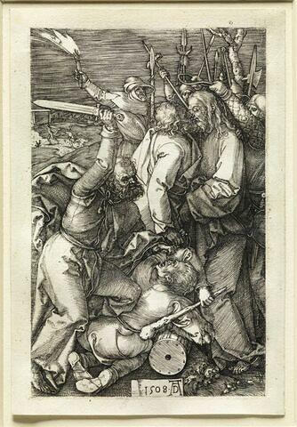 Arrestation du Christ