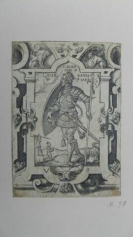 Les douze empereurs romains
