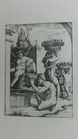 La fête de Bacchus