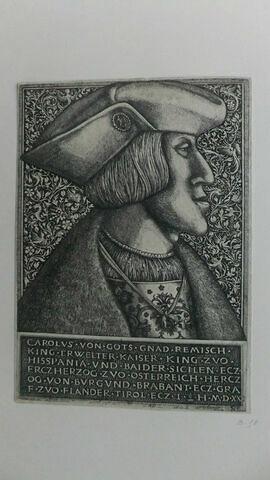 Portrait de Charles V